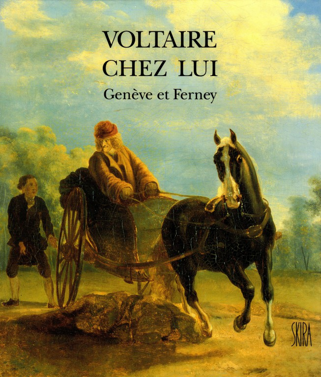 1994 Lucien Choudin Voltaire chez lui (2)